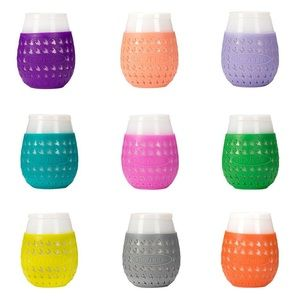 Goverre Portable Wine Glass with Lid